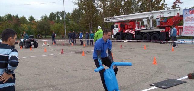 Юные пожарники